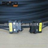 三菱伺服电机光纤线G380 G395 G396 CNC伺服数控光纤