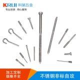 不锈钢非标自攻螺钉厂家直销 非标紧固件螺钉批发支持定制