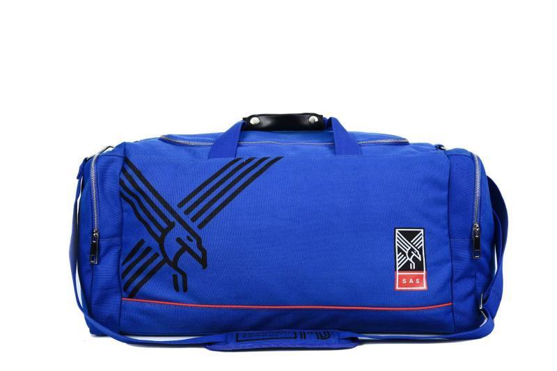 工廠定製大容量單肩手提牛津布健身包旅行包來圖打樣