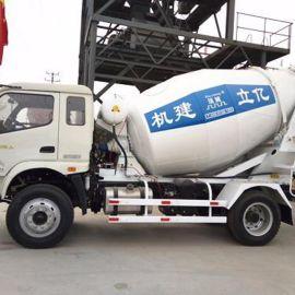 小型攪拌罐車,億立4m3混凝土攪拌罐車,混凝土攪拌罐價格 小型混凝土罐車