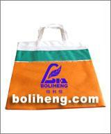 超市无纺布购物袋(08012)