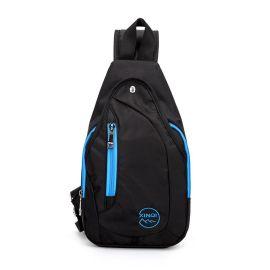 跨境專供 多功能胸包 戶外旅行包運動背包單肩包胸包 禮品批發
