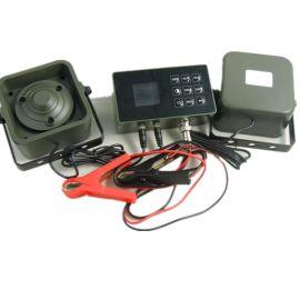 智慧驅鳥器電子鳥鳴器農田保護專業產品CP-399中東熱銷