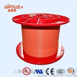 UL美标认证 UL1533 单芯缠绕屏蔽电子线 无额定电压 80度 厂家直销 不同规格欢迎询价