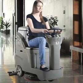 武汉高美洗地机/中型驾驶式/全自动电动洗地车/ GM-MINI 举报