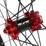 17款 RXR輪組 碳纖維 RX260 山地車輪組 超輕前2培林5培林120響