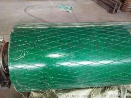 阻燃聚氨酯包胶滚筒 皮带机聚氨酯包胶滚筒