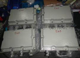 304不锈钢4mm仪表箱防爆接线箱