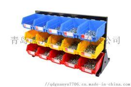 汽車修理廠汽配廠物料盒單元盒桌面整理架