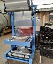 原厂直销半自动热收缩包装机 PE膜包装机 袖口式热收缩膜包装机