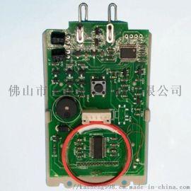 厂家直销智能门锁PCB板、感应锁电路板