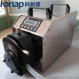 konap科耐普YT600工业大流量灌装计量蠕动泵