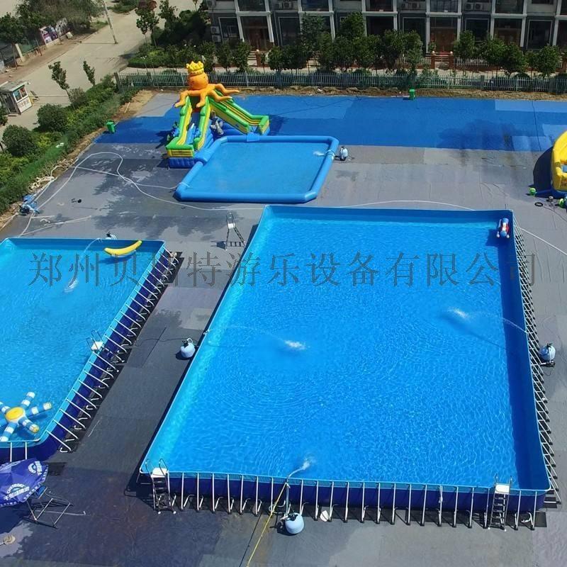 辽宁大连大型水上乐园热销移动水上乐园