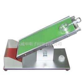 斜面滚球法压敏胶带初粘性测试仪