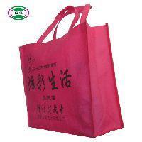 无纺布广告袋-4