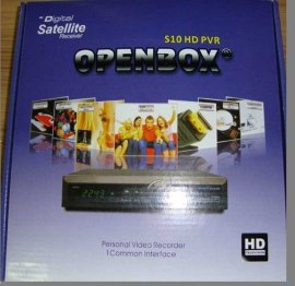 机顶盒(DVB S10 S9 HD PVR)