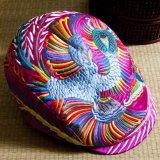 繡花鴨舌帽子 - 1