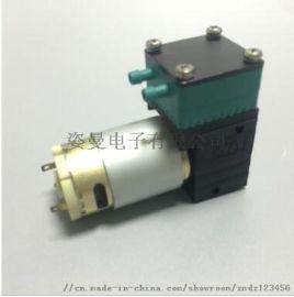 ZM  F395DC-400B微型隔膜水泵,抽液泵