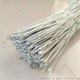 圆扎丝电镀锌铁丝扎线塑料PVC绑枝条猕猴桃葡萄扎丝