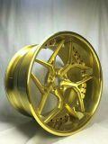 揚州兩片式輕量化鍛造鋁合金輪轂