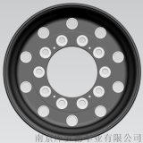 東京特種車鍛造鋁合金輪轂14大單胎輪轂