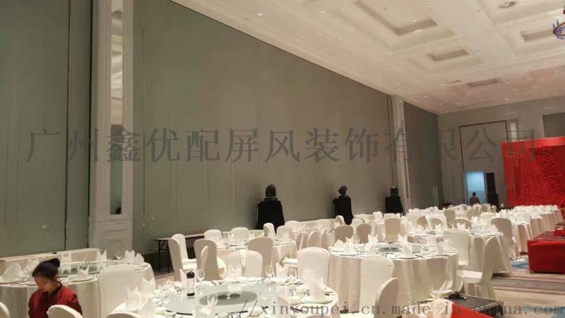 國際會展中心展覽館使用的屏風隔斷