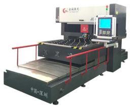 大功率木板激光刀模切割机