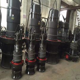 卧式潜水泵-大流量卧式潜水轴流泵