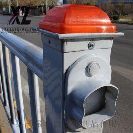 城市道路护栏、厂区隔离护栏、市政道路隔离优点