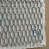隔斷鋁網板規格鋁板網建築裝飾