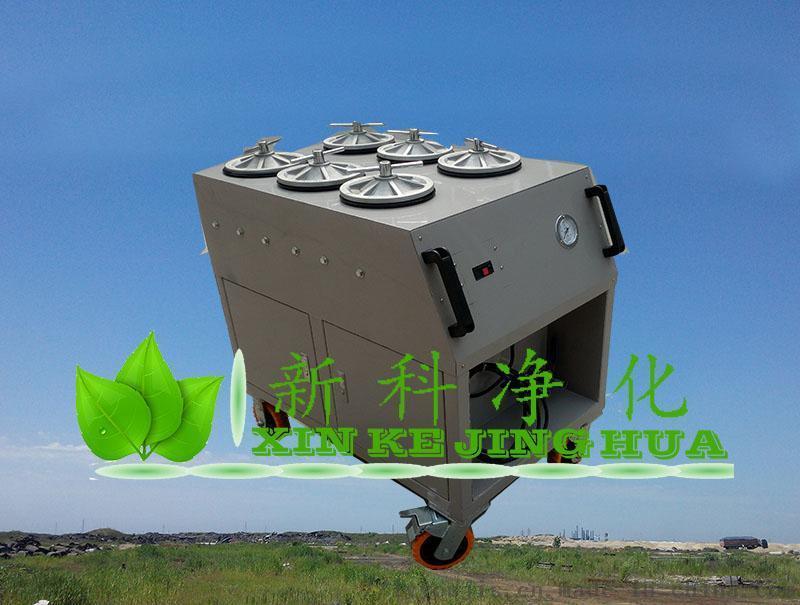 淨化設備CS-AL-6R機油高粘油精密淨油機廠