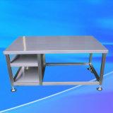 东莞不锈钢制品加工 不锈钢桌子 升级台 检查桌