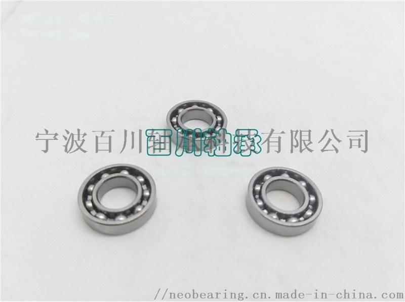 SMR148K 开式不锈钢轴承