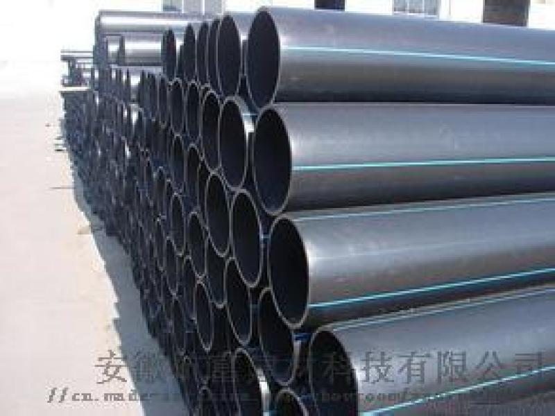 安徽市政工程pe排水管厂家直销