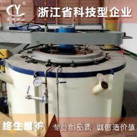 长兴永成铸钢件渗氮热处理氮化炉 钢板渗氮炉