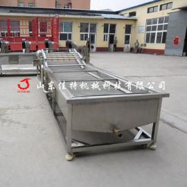 橙子分拣清洗生产线, 贵州连续式生产的橙子清洗机