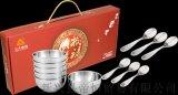 不鏽鋼食具禮盒裝 碗筷羹 送禮佳品
