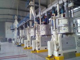 成套油脂设备,植物油加工设备,动物油加工设备