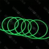 柔软圆芯发光线 发光骑行衣导光线 普亮UP1.5