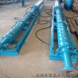 东坡卧式潜水泵扬程可达到1500米