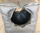 柔性異形可拆卸防火防水閥門保溫套