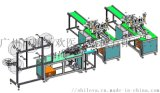 自動化半自動化口罩機生產線