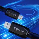 免驅1200m無線網卡5.8G/2.4G雙頻Cinfast 無線接收WiFi接收器WiFi接收器