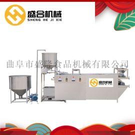 盛合全自动豆腐皮机厂家 山东枣庄豆腐皮机质量工厂