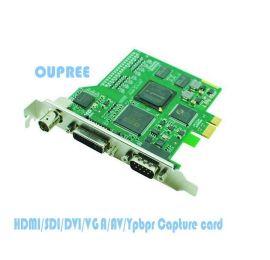 欧柏锐厂家品牌OPR-HDS101**采集HDMI/SDI//DVI/VGA采集卡热销