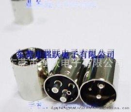 MINI DIN 4PIN粗针,铜镀镍连接器,中4P**