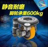 agv中国市场驱动轮/舵轮分布市场