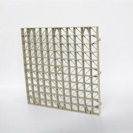 PP塑料填料 洗涤塔喷淋塔格栅  絮凝池网格填料