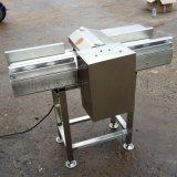 全自動豬腰切花機不鏽鋼輸送帶式牛鞭切花機