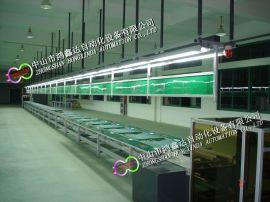 佛山南海环形装配流水线碎纸机生产线变频器老化线